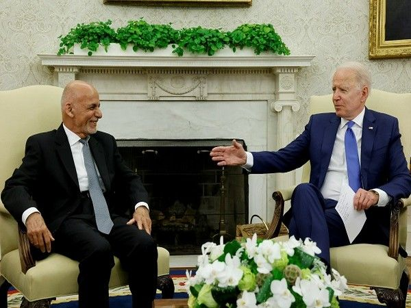 Biden-Ghani phone call - Taliban's offensive contradicts their claim to support negotiated settlement