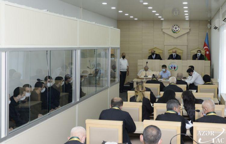 الحكم بالسجن 6 أعوام بحق 13 عضوا آخر للجماعات المسلحة الأرمينية المرتكبة أعمالا إرهابية مخربة في أراضي البلد
