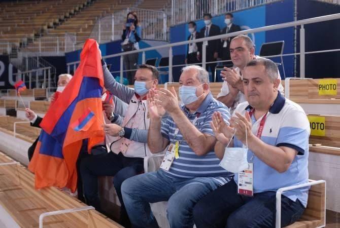Sərhəddə atırlar, Ermənistan prezidenti isə Tokioya gedir - Keçmiş baş nazir