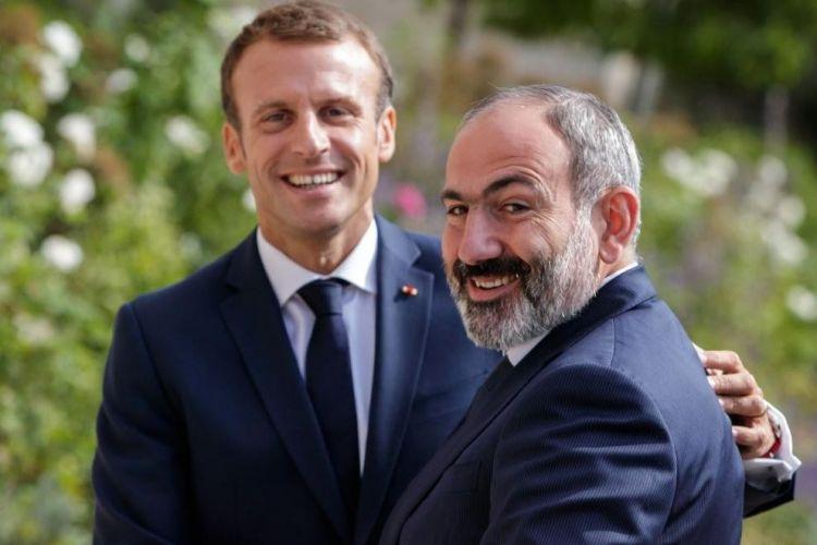 Мишель, Макрон и Пашинян представляют собой своеобразный «альянс популистов»