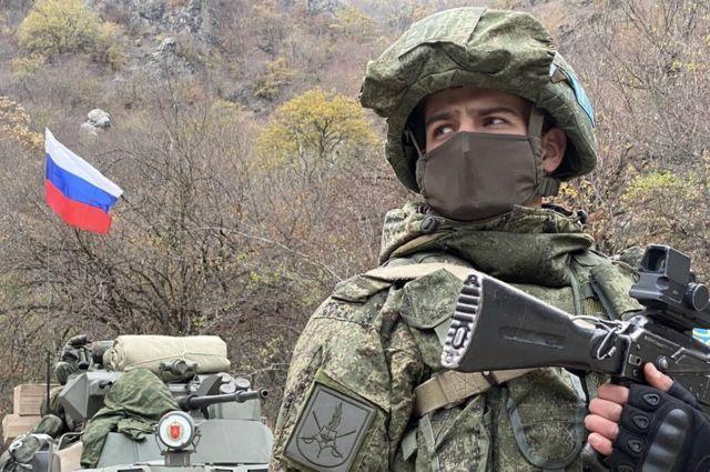 Rus sülhməramlıların özbaşınalığı - Bloqer Rusiya pasportu ilə Qarabağa buraxıldı