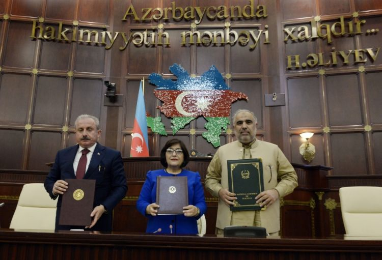 The first trilateral meeting of the Azerbaijani, Turkish and Pakistani parliament speakers - Expert opinion