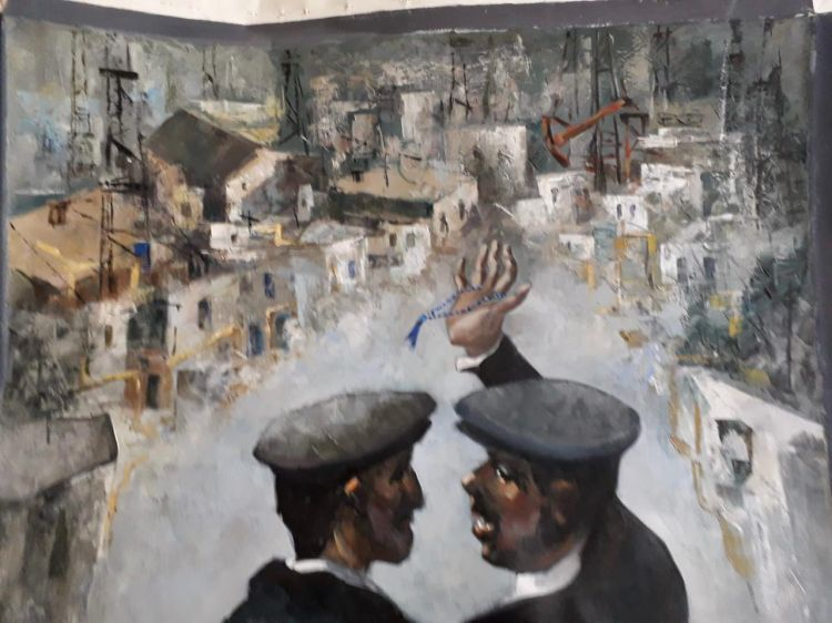 """""""Карабахская тема для меня всегда была очень болезненной"""" - Лятафет Хафиз гызы Мамедова - ВИДЕО - ФОТО"""