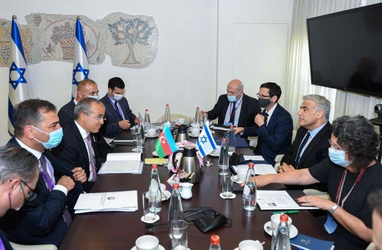 Для активизации работы азербайджано-израильской комиссии расширяется база данных и сотрудничества - министр