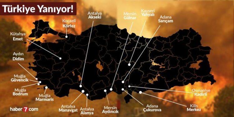 """لعبة كبيرة ضد تركيا - ما هو الهدف في """" إرهاب الغابة """"؟"""