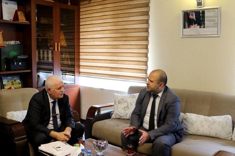"""أوكتاي حاجي موسالي:""""تتطابق قيم التعددية الثقافية لأذربيجان وتركيا"""""""