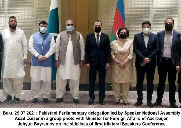 Pakistan Stresses for Direct Flights with Azerbaijan & Relaxation in Visa Regime