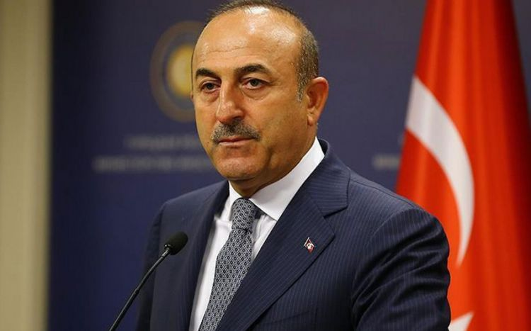 Turkish Foreign Minister Mevlut Cavusoglu thanks President of Azerbaijan