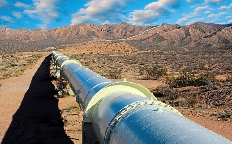 TANAP pumps 2.7 billion cubic meters of gas to Turkey