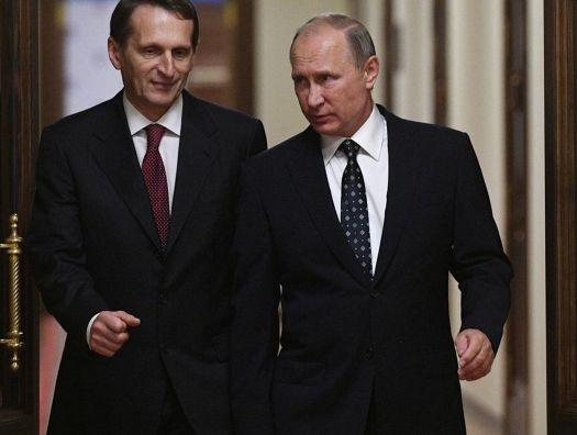 Нарышкин рассказал, когда познакомился с Путиным