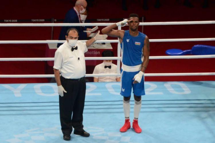 Azerbaijan wins second medal at Tokyo-2020