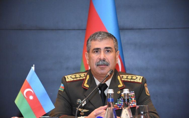 Азербайджанская армия приводится в высокую степень боеготовности