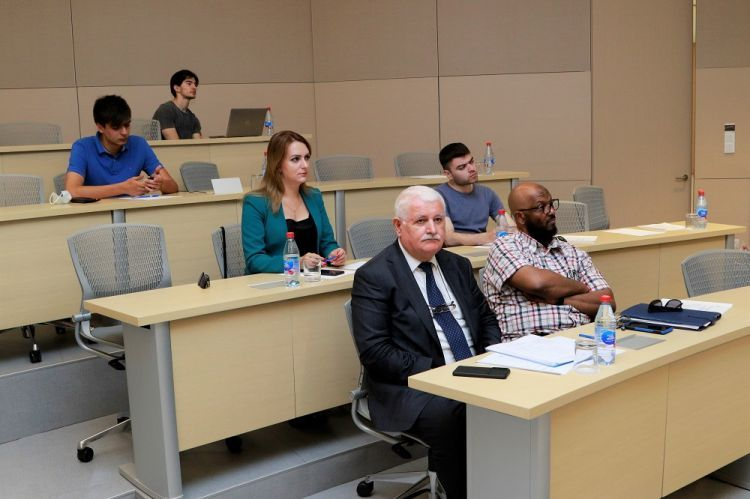 """Trainings on """"Journalists' Behavior in the Conflict Zone: Security and Protection Rules"""" continue - PHOTOS"""