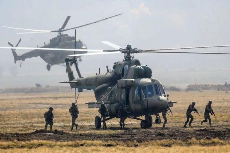 На границе с Афганистаном стартовали совместные учения России, Таджикистана и Узбекистана