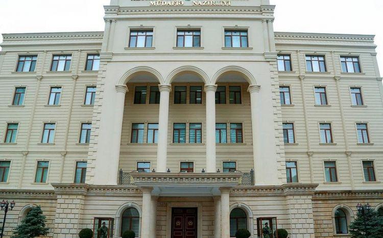 Вооруженные силы Армении подвергли обстрелу позиции Азербайджанской Армии