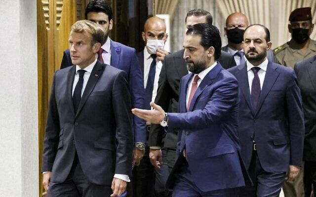 Baghdad conference - Is France trying to restore its geostrategic power in the Middle East?