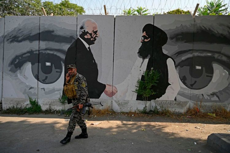 Who will recognize the Taliban? - These countries can be in the first place