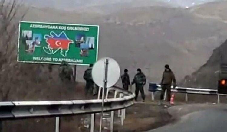 Bu yolda türkləri görəndə təzyiqim qalxır - Erməni qubernator