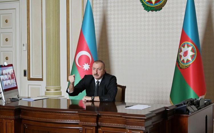 Ильхам Алиев о присвоении чиновниками собранных на местах средств