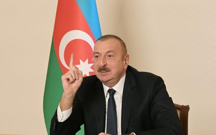 Ильхам Алиев: Если кто-то встанет на неверный путь, мы рано или поздно узнаем об этом