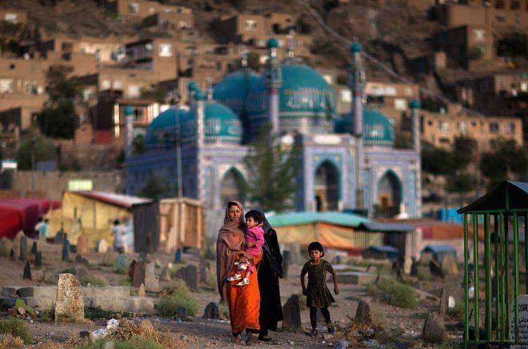 كفاح قزلباش ضد طالبان