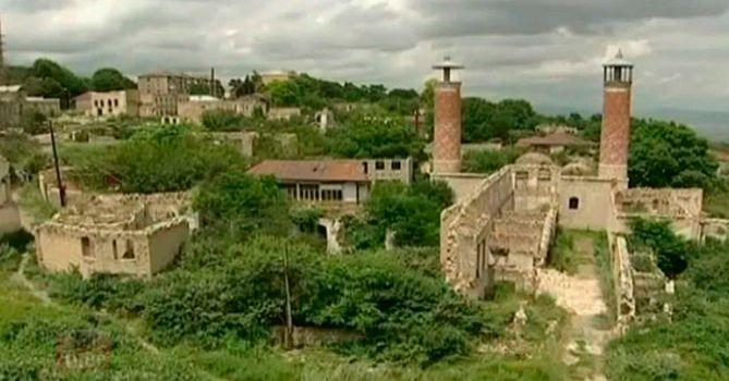 Ведутся работы по организации деятельности Главного управления архитектуры и градостроительства Карабахского региона