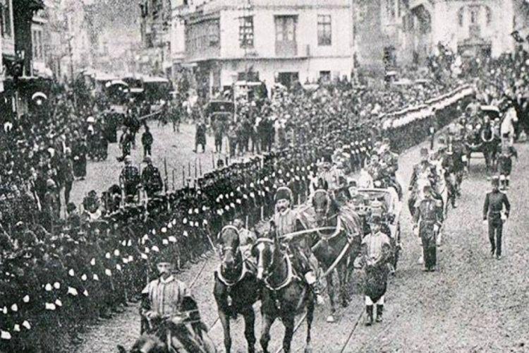Исполняется 103 года со дня освобождения Баку от дашнакско-большевистской оккупации