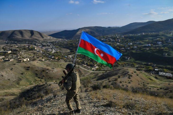 Azerbaijan - Time to win the peace