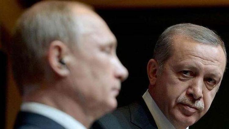Bir il fərq, iki foto, fərqli mesaj - Ərdoğan Azərbaycana görə Putinə meydan oxudu