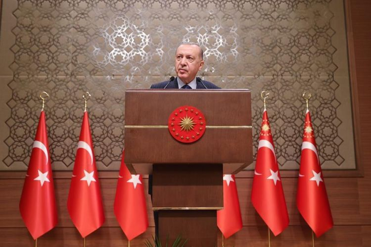 Erdoğan vows stronger Turkey by republic's centenary