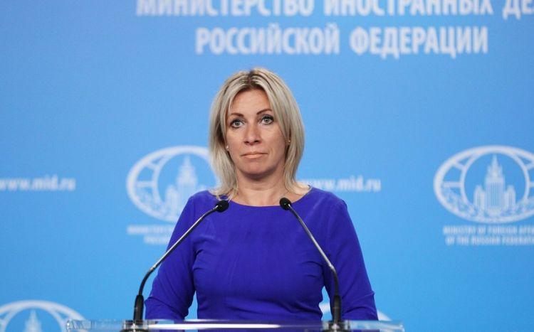Захарова: РФ продолжит усилия по разблокированию транспортных связей в регионе