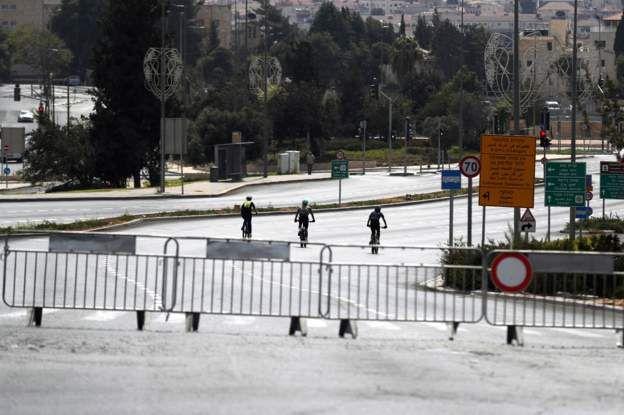 إغلاق القدس في عيد الغفران اليهود