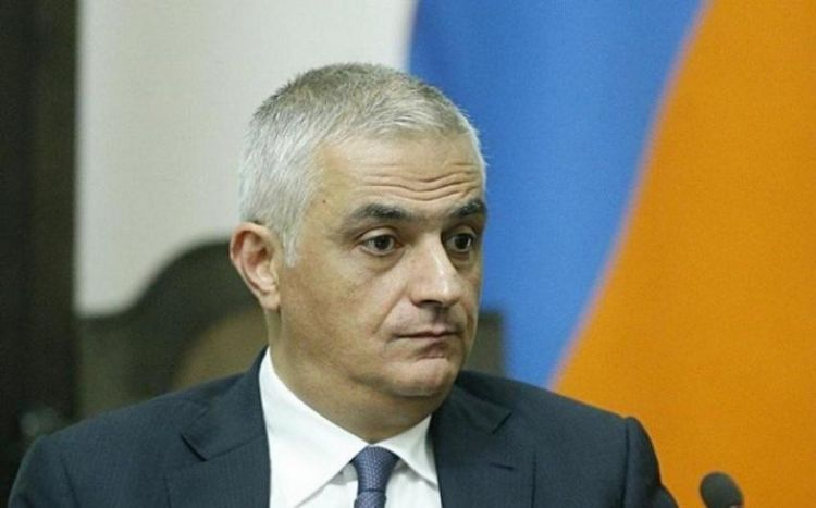 Ermənistan Baş nazirinin müavini Azərbaycanla sərhədin müəyyənləşdirilməsini dəstəkləyib