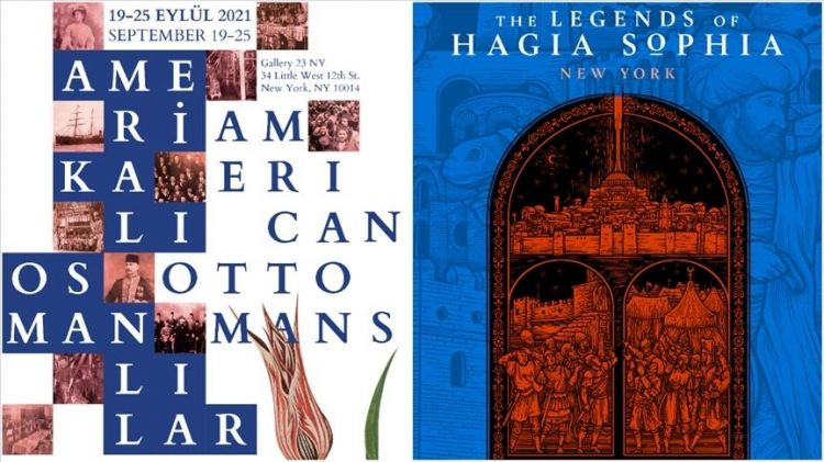 en/news/culture/479066-turkey-to-hold-2-exhibitions-in-new-york-next-week