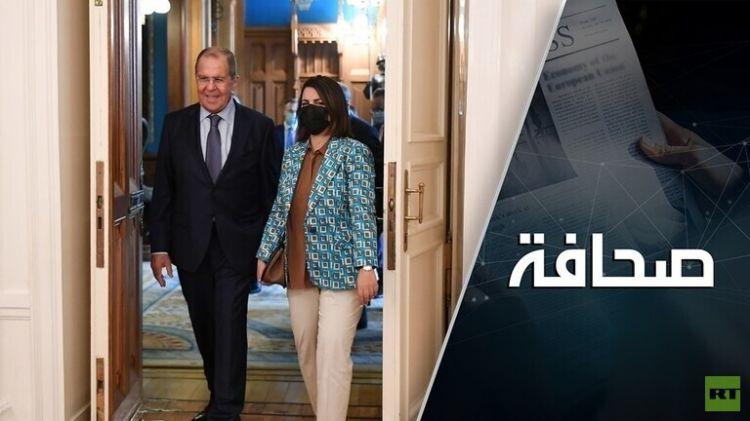 روسيا والوضع في ليبيا