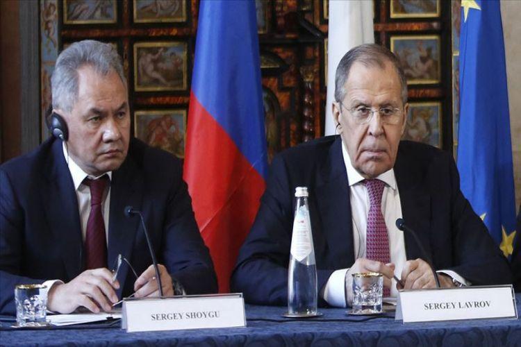 СМИ: Лавров и Шойгу могут отказаться от депутатских мандатов