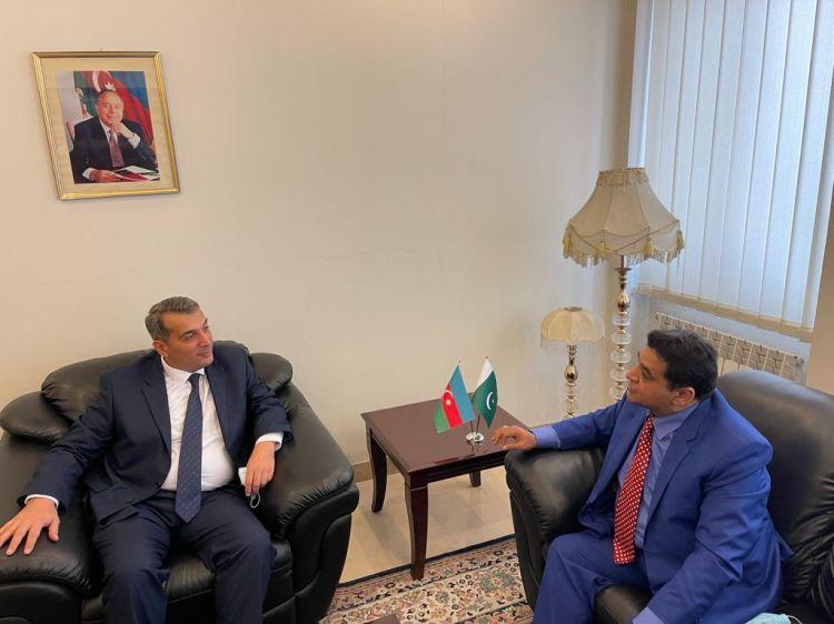 Azerbaijan, Pakistan, and Turkey stand together - Ambassador