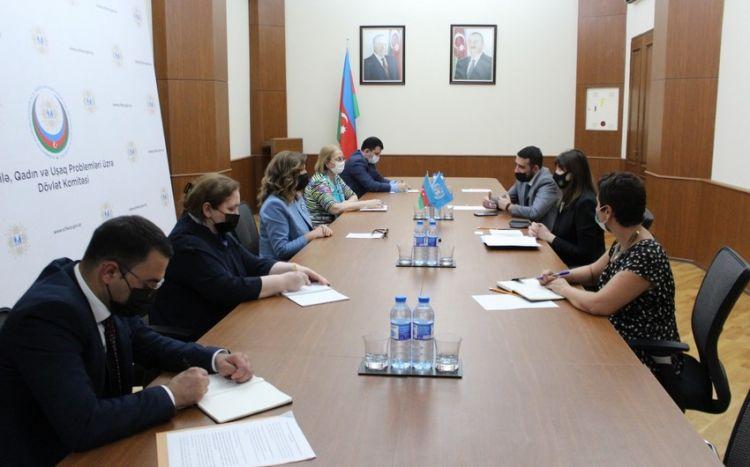Владанка Андреева: ООН готова оказать поддержку в проведении восстановительных работ в Карабахе - ФОТО