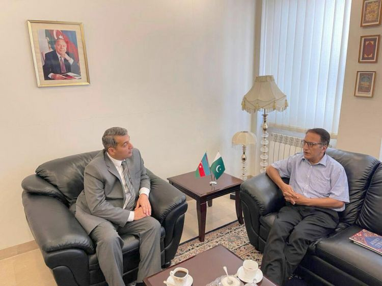 Azerbaijan, Turkey and Pakistan will continue to strengthen the partnership in defence and security - Ambassador
