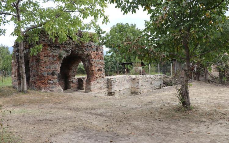 Исследованы два строения в албанском христианском памятнике - ФОТО