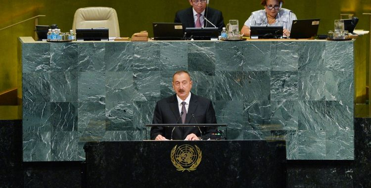 During the last 2 years of the conflict, Armenia deliberately destroyed the negotiation process - President Aliyev