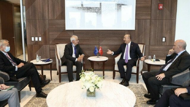 EU must work with Turkey for international, regional stability - Turkish FM