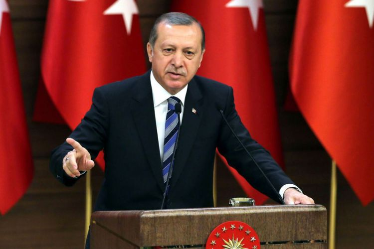 We have not experienced such kind of disagreement with any US leader earlier - Erdogan