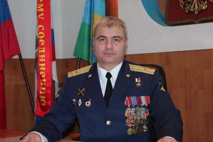 Командующий российскими миротворцами в Карабахе вновь сменился