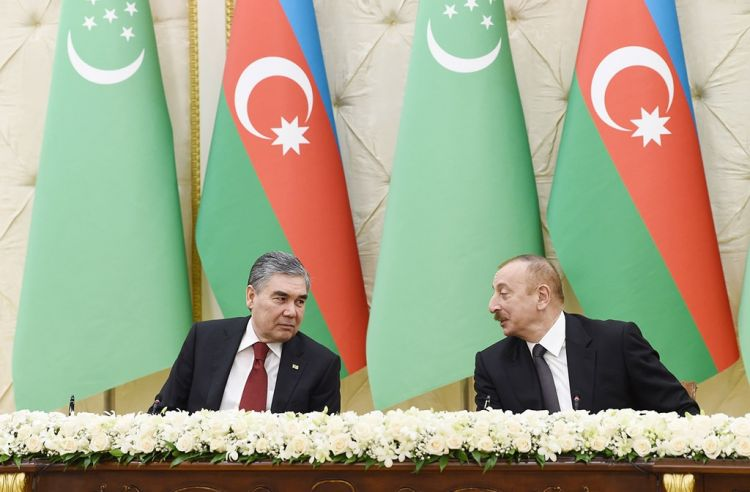 Azerbaijani-Turkmen cooperation rises to level of strategic partnership - Aliyev