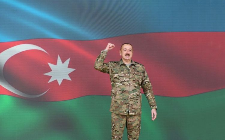 Azerbaijan marks Day of Remembrance: - One year passes since start of Patriotic War