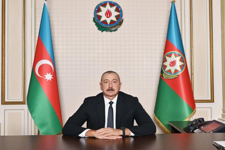 Azerbaijan is the party forming the agenda in the region, including Azerbaijani-Armenian relations - President