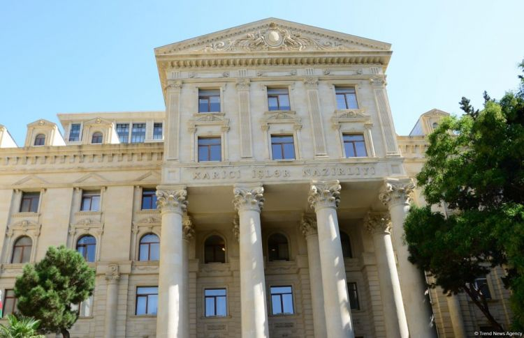 Azerbaijan's response to Armenian provocations in full compliance with int'l lawg