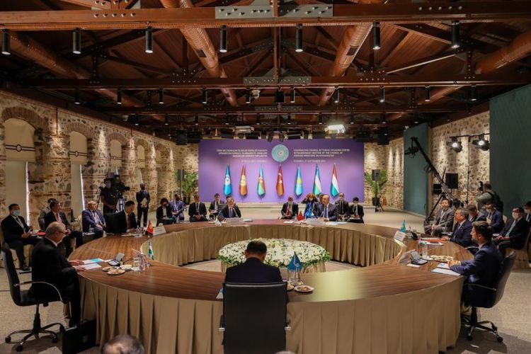 Turkic Council meets in Istanbul to discuss Afghanistan