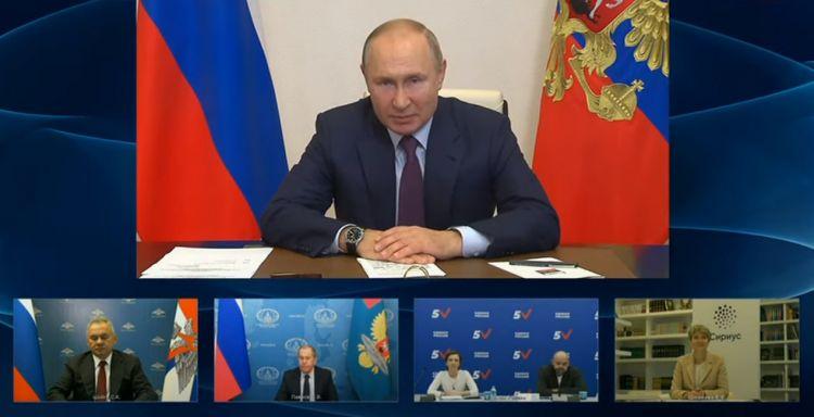 Putin Lavrova yeni vəzifə verdi